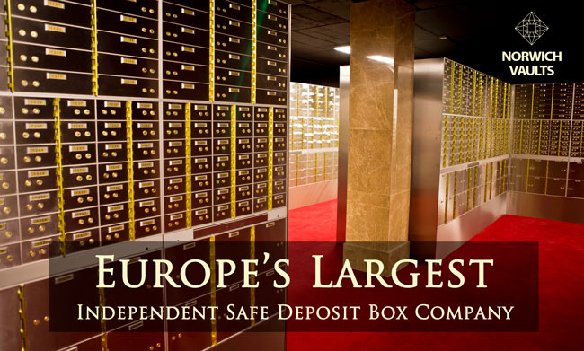 Safety Deposit Boxes Norwich